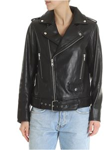 Stand Official - Nina jacket in black leather