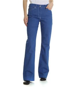 Calvin Klein - Blue jeans with contrasting stitching