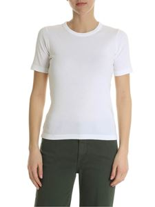 6397 - 6398 white cotton T-shirt