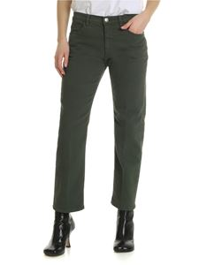 Nine in the morning - Zoe army green jeans