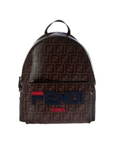 Fendi - Fendimania backpack with FF logo