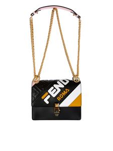 Fendi - Kan I Small black bag
