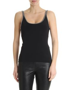 Alexander Wang - Black top with applied studs