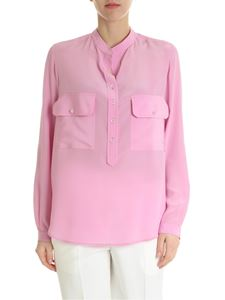 Stella McCartney - Pink blouse in pure silk