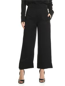 Alexander Wang - Pajama trousers in black
