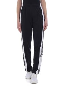 Adidas Originals - Adibraek pants in black and white