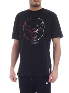 Marcelo Burlon - Chicago Bulls black t-shirt