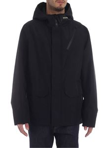 Woolrich - Black Ocean Rudder jacket