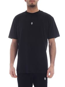 Marcelo Burlon - Black Heart Wings T-shirt