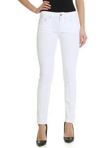 Dondup - Monroe Dsquared jeans in white