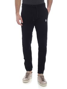 Marcelo Burlon - Black Cross Biker trousers
