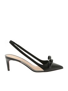 Red Valentino - Sandie pumps in black leather