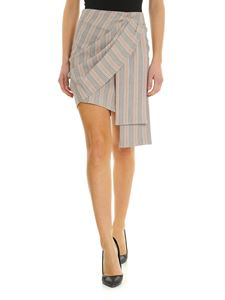 Pinko - Elvira skirt in beige