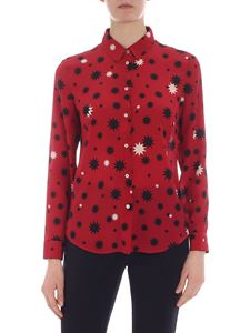 Red Valentino - Stars printed Red Valentino shirt