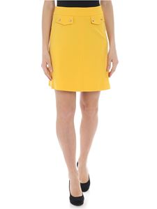 Pinko - Profondo skirt in yellow