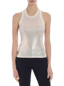 Pinko - Valutare top in champagne color
