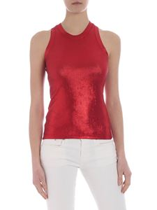 Pinko - Valutare red top