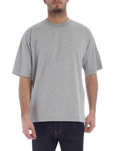 Golden Goose Deluxe Brand - Smith GGDB t-shirt in heather gray