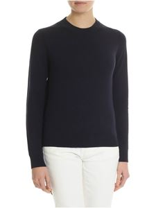 See by Chloé - Blue pullover with crossover