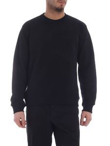 Kenzo - Black sweatshirt with logo on the back