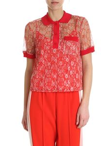 Pinko - Red Amico polo