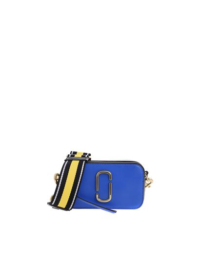 92a9302df7c Marc Jacobs Spring Summer 2019 snapshot marc bag in electric blue ...