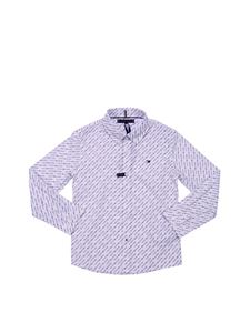 Tommy Hilfiger - White shirt with logos