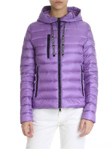 Moncler - Seoul lilac down jacket for women