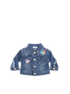 Monnalisa - Ariel Baby denim jacket