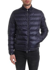 Moncler - Lambot down jacket in blue