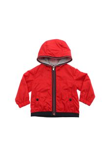 Moncler Jr - Anton red jacket
