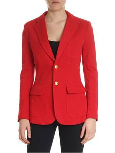 POLO Ralph Lauren - Two red buttons jacket