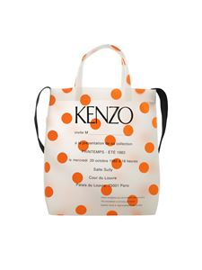 Kenzo - Kenzo Shopper Invitation bag with polka dot print