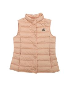 Moncler Jr - Pink Liane down jacket