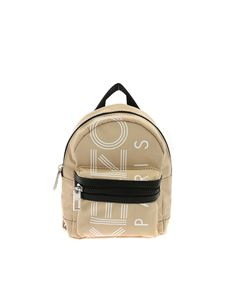 Kenzo - Kenzo Paris Mini beige backpack