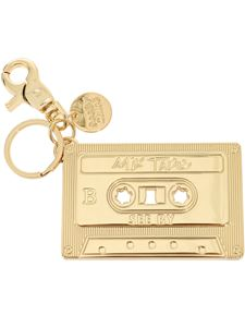 See by Chloé - Key chain in golden metal music box