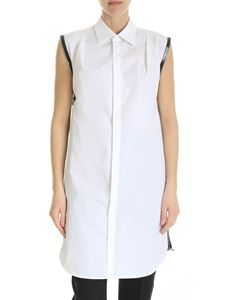 Dsquared2 - White chemisier with zip