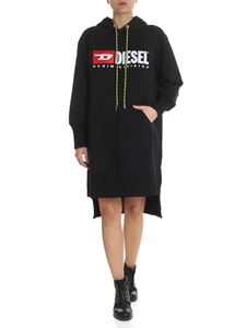 Diesel - Black D-Ilse-C dress