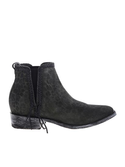 Mexicana - Grey Pequenia 6 ankle boots by Mexicana