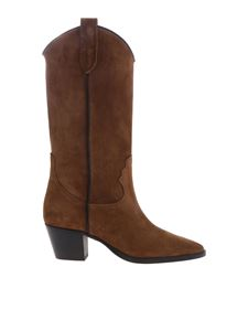 Paris Texas - Paris Texas suede boots