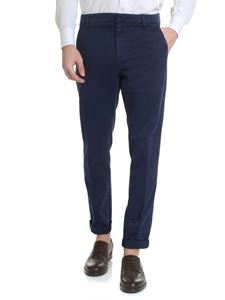 Dondup - Gaubert blue Chino trousers