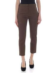 Max Mara - Papy trousers in khaki color