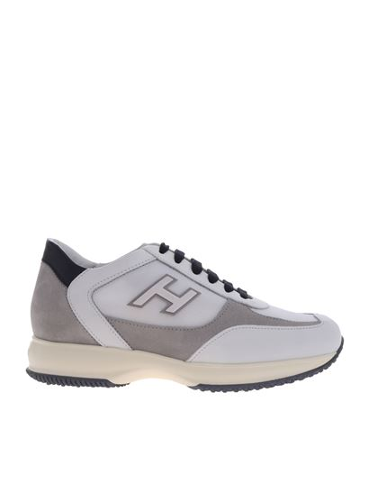 Hogan Spring Summer 2019 interactive h sneakers in white ...