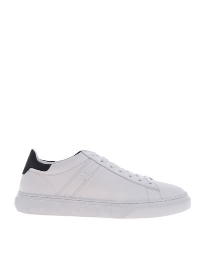 Hogan Carrie Over h365 sneakers in white - HXM3650J960KFN0001