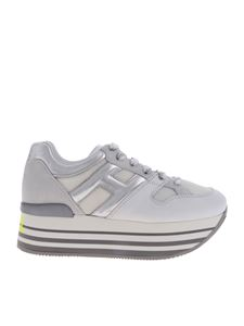 Hogan - Sneakers Max H425 donna bianche