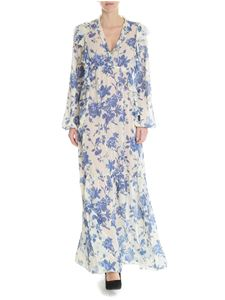 Semicouture - Semicouture long dress with flowers