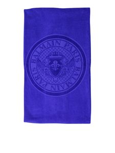 Balmain - Blue baby beach towel