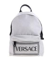 Versace - Versace 90s Vintage backpack in white