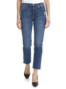 7 For All Mankind - Blue Asher jeans