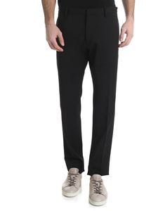 Dsquared2 - Tidy trousers in black with logo